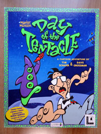 Maniac Mansion 2: Day of The Tentacle – DOTT immagine 1