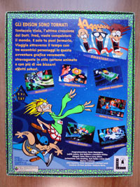 Maniac Mansion 2: Day of The Tentacle – DOTT immagine 2