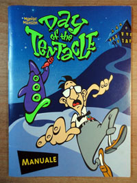 Maniac Mansion 2: Day of The Tentacle – DOTT immagine 7