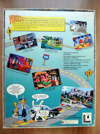 Sam & Max Hit The Road – samnmax immagine 2